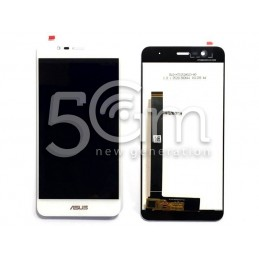 Display Touch White Asus Zenfone 3 Max ZC520TL