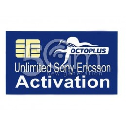 Octopus Sony Unlimited Activation
