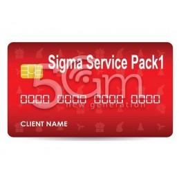 Sigma Service Pack1