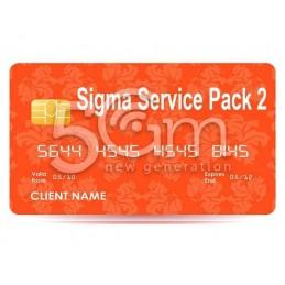 Sigma Service Pack 2