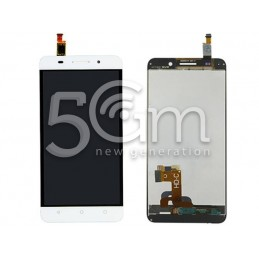 Display Touch Bianco Honor 4x No Logo