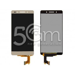 Display Touch Gold Honor 7