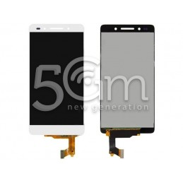 Display Touch Bianco Honor 7 No Logo