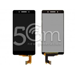 Display Touch Black Honor 7 No Logo