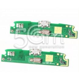 Small Board + Connettore Di Ricarica Lenovo S820