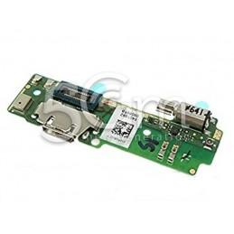 Connettore Di Ricarica + Vibrazione + Microfono Xperia XA F3111