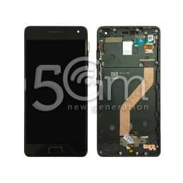 Dispaly Touch Nero + Frame Lenovo Zuk Z2 Pro