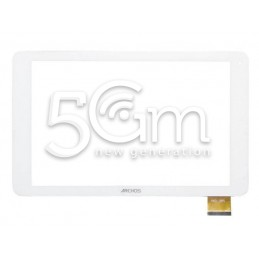Touch Screen Bianco Archos 101c Platinum