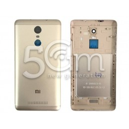 Retro Cover Gold Xiaomi Redmi Note 3