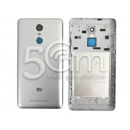 Retro Cover Silver Xiaomi Redmi Note 3