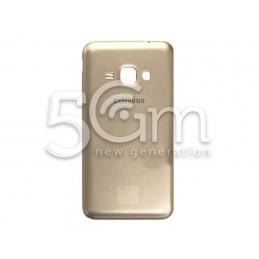 Retro Cover Gold Samsung SM-J120F Ori