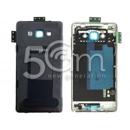 Retro Cover Blu Completa Samsung SM-A700F Ori
