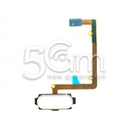 Tasto Home Bianco + Flat Cable Samsung SM-A510F
