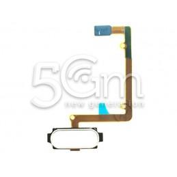 Tasto Home Bianco + Flat Cable Samsung SM-A510F No Logo