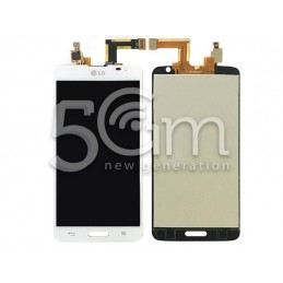 Display Touch Bianco Lg G Pro Lite D682