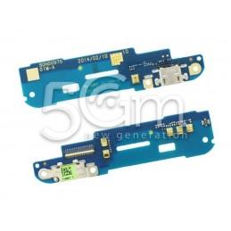 Connettore Di Ricarica + Small Board HTC Desire 610