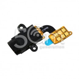 Jack Audio Flat Cable Samsung SM-G800F S5 Mini No Logo