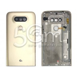 Retro Cover Gold LG G5 H850