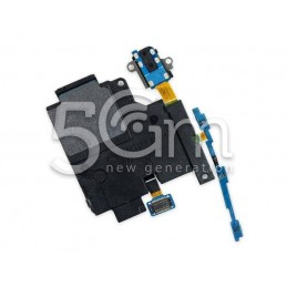 Suoneria Lato Sinisto + Jack Audio + Tasti Flat Cable Samsung SM-T800