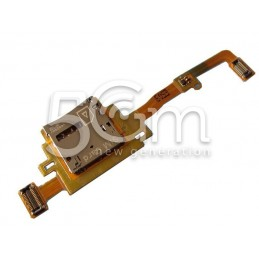 Lettore Sim Card Flat Cable Samsung SM-T805