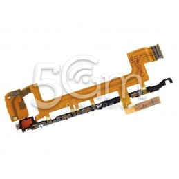 Xperia X Performance F8131 Full Power Button Flex Cable