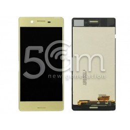 Display Touch Lime Xperia X F5121 No Frame