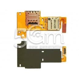 Lettore Sim Card - Memory Card LG K4 K120E