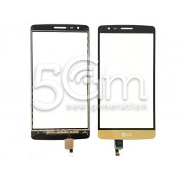 Touch Screen Gold LG G3 D722 Mini