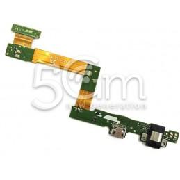 Connettore Di Ricarica Completo Flat Cable Samsung SM-T550