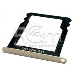 Supporto Memory Card Gold Huawei P8 Lite Smart