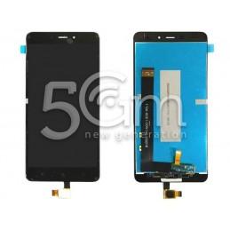 Display Touch Nero Xiaomi Redmi Note 4