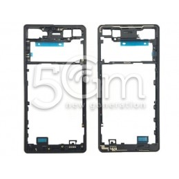Xperia X F5121 LCD Black Front Cover