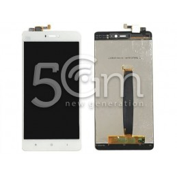 Display Touch Bianco Xiaomi Mi4S