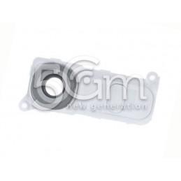 Cover Fotocamera + Tasti Funzione Bianco LG G4