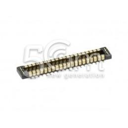 Connettore 20 Pin Su Scheda Madre Samsung SM-A500F