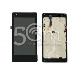 Display Touch Nero Con Frame Xiaomi Red Rice 1s