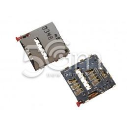 Xperia Z2 D6503 Sim Card Reader