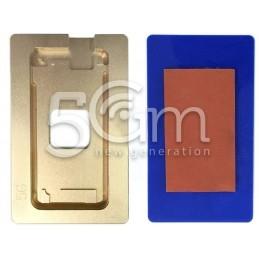 Dima + Supporto X Assemblaggio Vetro Con Frame IPhone 5-5C-5S