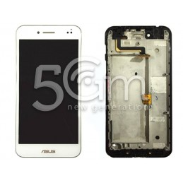 Display Touch Bianco + Frame Asus PadFone S PF500KL