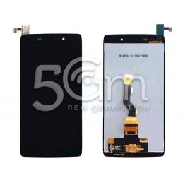 Display Touch Nero Alcatel OT-6039 Idol 3
