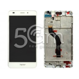 Dispay Touch Bianco + Frame Huawei GT3