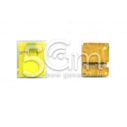 Xperia Z3+ E6553 1.63mm x 2.03mm White Led