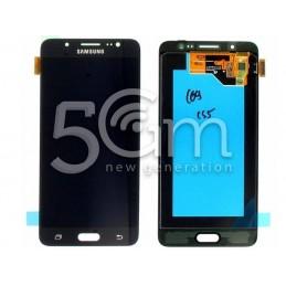 Display Touch Nero Samsung SM-J510FN