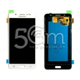 Display Touch Bianco Samsung SM-J510FN
