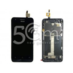 Display Touch Nero + Frame Asus Zenfone C ZC451CG