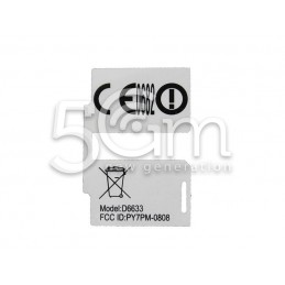 Xperia Z3 Dual Sim D6633 Tray Label Adhesive