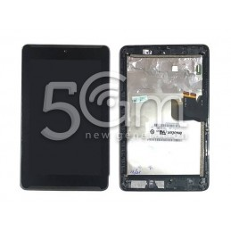 Display Touch Nero + Frame Asus ME372 Fonepad 7