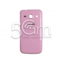 Back Cover Pink Samsung SM-G350