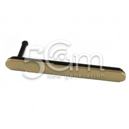 Sportellino Copertura Gold Xperia Z5 Dual Sim E6683