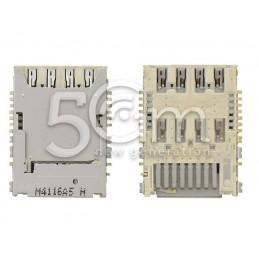 Lettore Sim Card + Memory Card Samsung SM-G3815